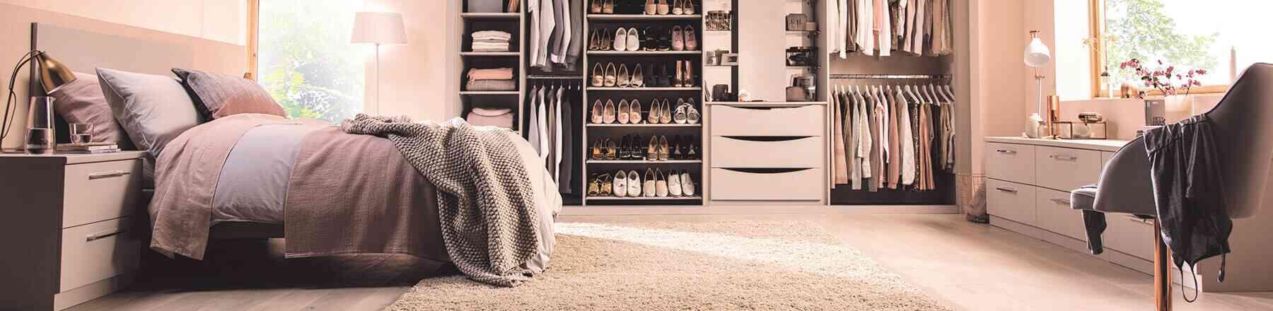 Sharps Bedrooms Fitted Wardrobes Bedroom Furniture